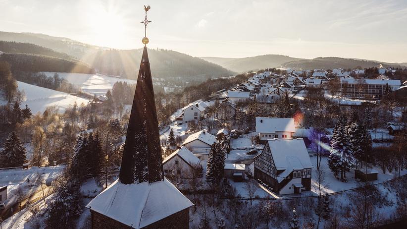 Konjunktur: Mitten in Deutschland: Winterberg