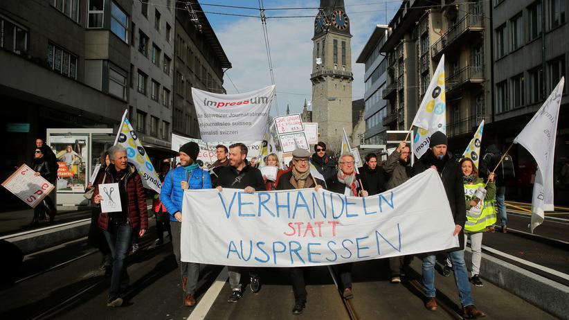 Schweizerische Depeschenagentur: Wenn das Geschäftsmodell versagt