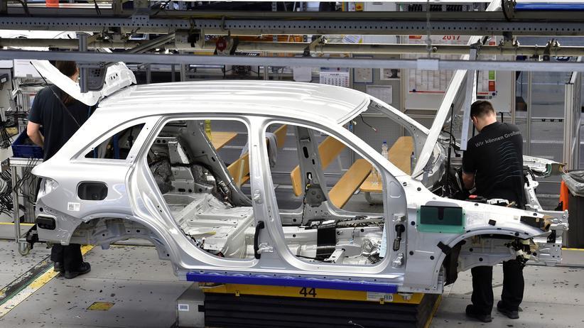 Betriebsräte: Fertigung bei Daimler