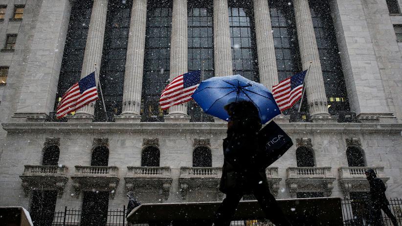 Aktienmärkte: Starke Kursverluste an Börsen in USA und Asien