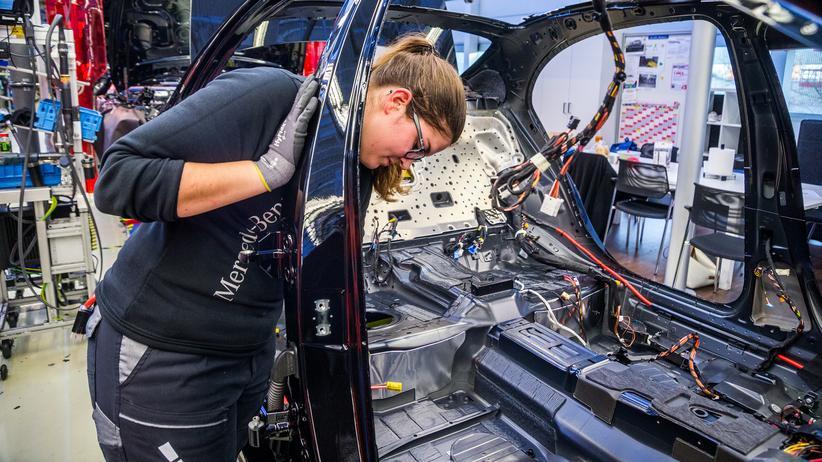 Jahresbilanz: Daimler vermeldet Rekordergebnis