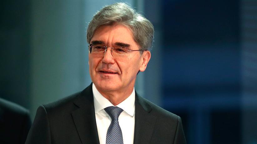 Joe Kaeser: Siemens-Chef verteidigt Aussagen gegenüber Trump