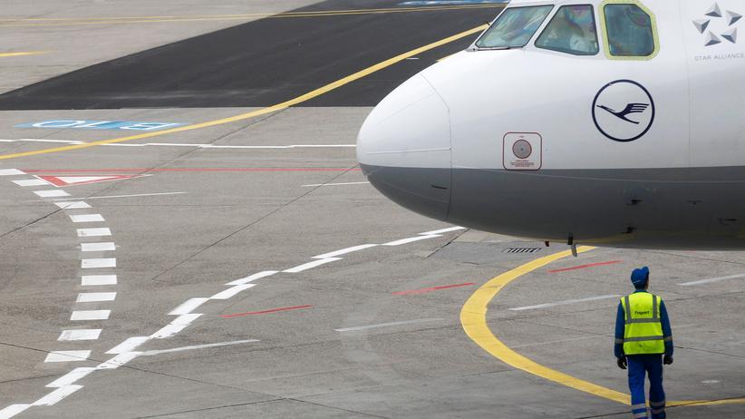 Lufthansa: Einigung im Tarifstreit für Bodenpersonal