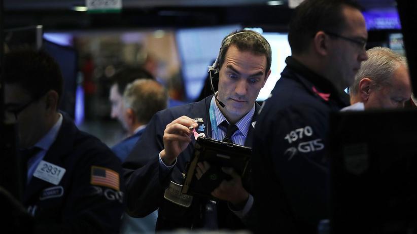 Aktienmärkte: Der Wirtschaft geht's zu gut für die Börse