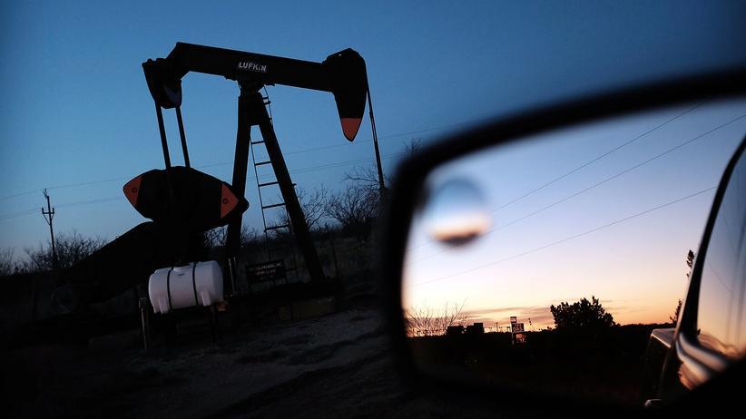 USA: Sweetwater in Texas ist ein beliebter Produktionsstandort der amerikanischen Ölbranche.