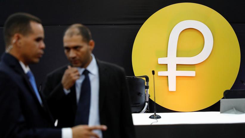 Petro: Venezuela führt eigene Kryptowährung ein