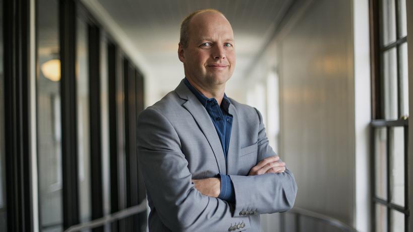 """Sebastian Thrun: """"Amerikaner durchlaufen sieben Karrieren im Leben"""""""