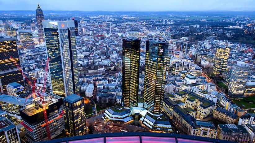 Bilanz: Deutsche Bank verzeichnet größeren Verlust als angegeben