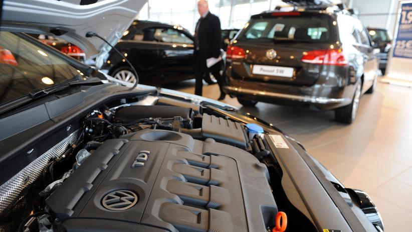 Diesel-Urteil: Fahrverbote könnten auf neuere Diesel ausgedehnt werden