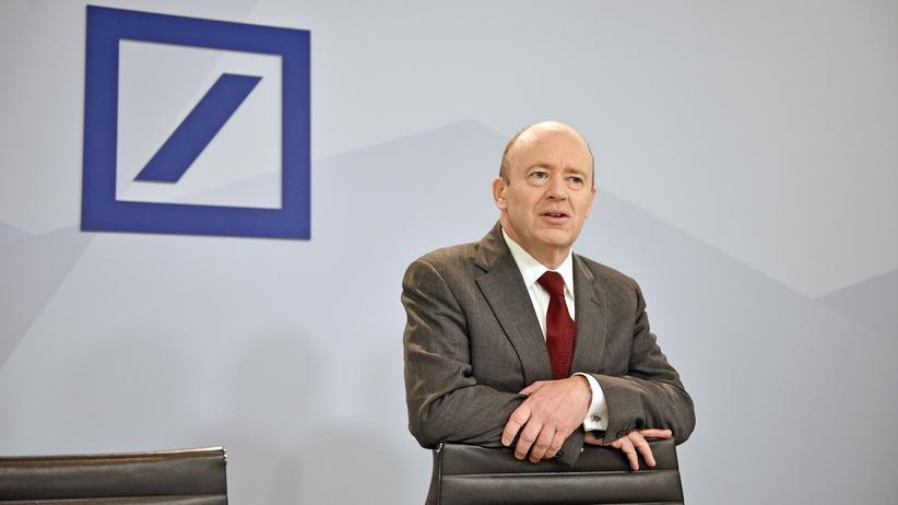 """John Cryan: """"Die Bank war im Zeitgeist gefangen"""""""
