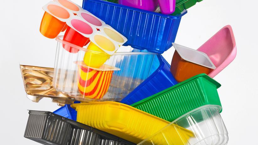 """Plastik: """"Wir müssen Verpackungen viel mehr feiern"""""""