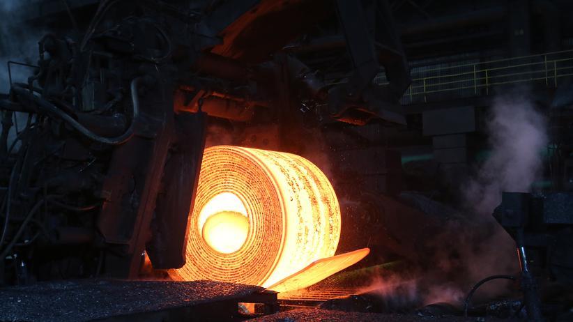Stahlzölle der USA: Arbeitslos dank Trump