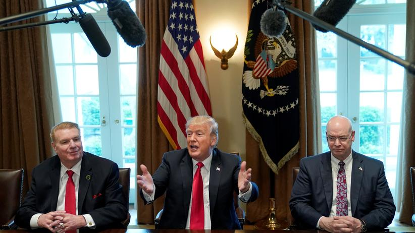 US-Zölle: Darf der das?