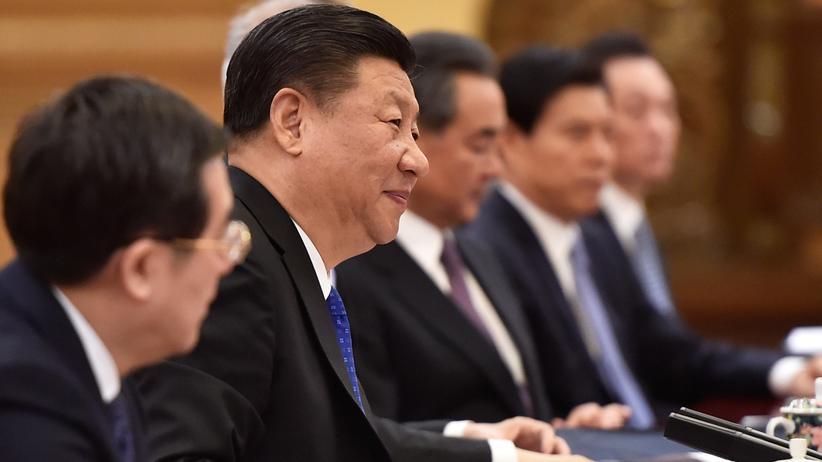 Xi Jinping: Chinas Präsident Xi Jinping