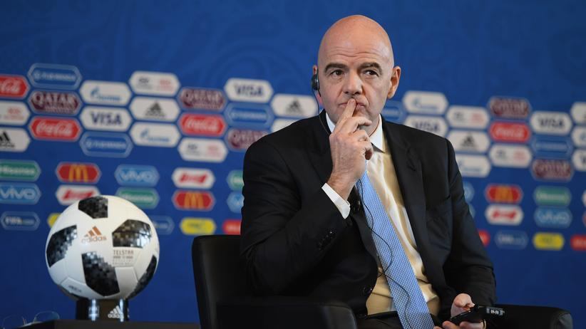 Fußball-WM: Erst die Hälfte aller Marketing-Pakete sind verkauft – Grund zur Sorge für FIFA-Präsident Gianni Infantino?