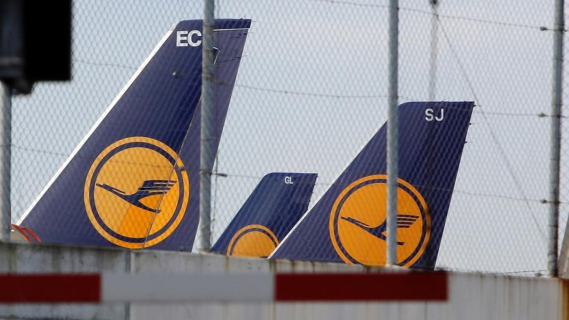 Öffentlicher Dienst: Lufthansa streicht wegen Streiks 800 Flüge