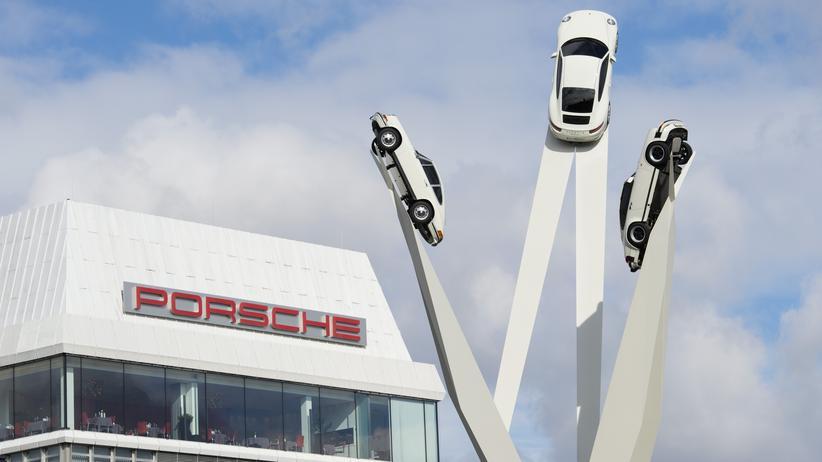 Abgasskandal: Porsche-Manager wegen Fluchtgefahr in U-Haft