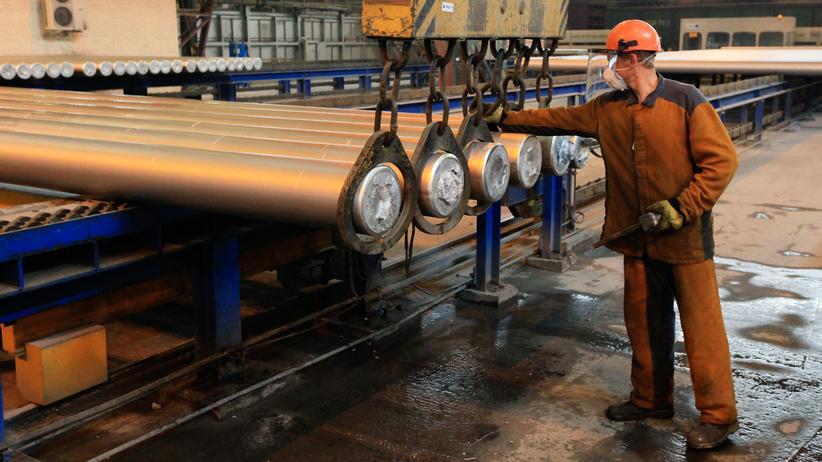 Moskauer Börse: US-Sanktionen treffen russische Unternehmen hart