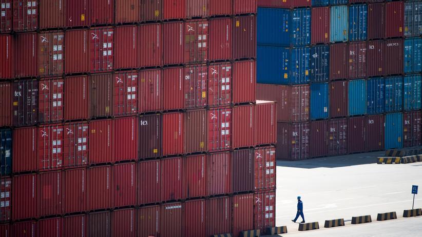 Handelsstreit: US-Handelsdefizit mit China wächst deutlich