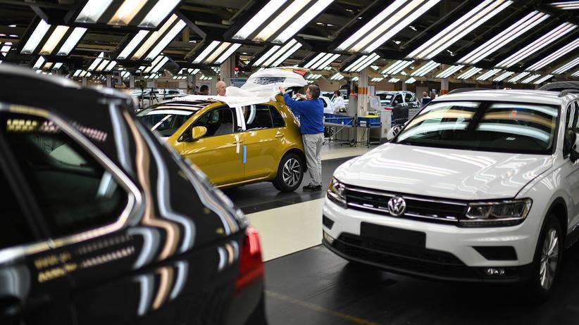 Volkswagen AG: Zulieferergruppe plant Milliardenklage gegen VW