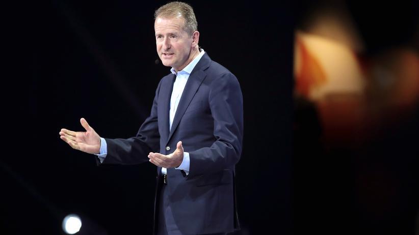 Volkswagen: Herbert Diess wird VW-Chef