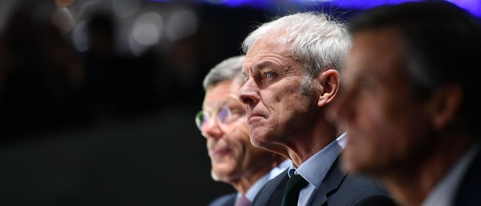 Vorstandsumbau bei VW: Fünf dürre Sätze, jede Menge Fragen