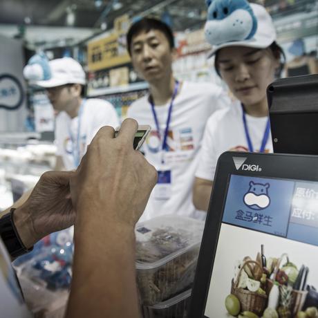 Alibaba: In China ist der Kunde gläsern