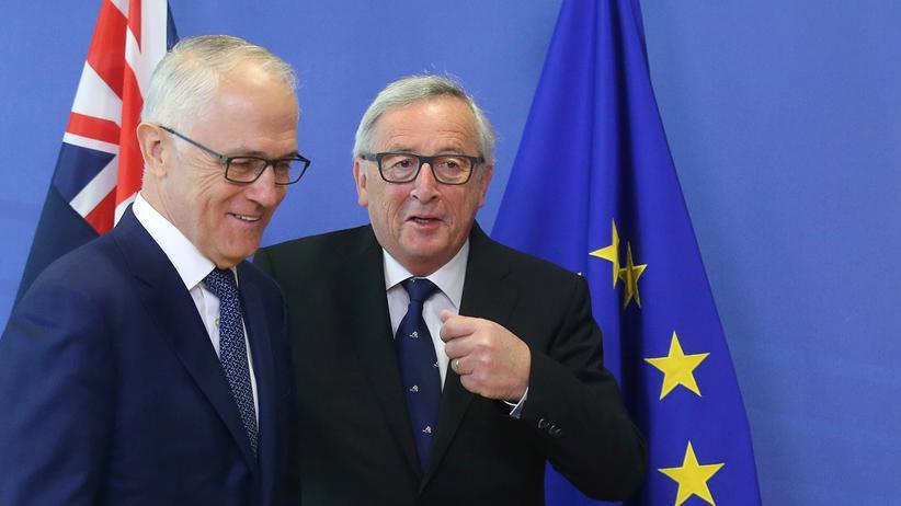 Freihandelsabkommen: EU will Partnerschaft mit Australien und Neuseeland ausloten