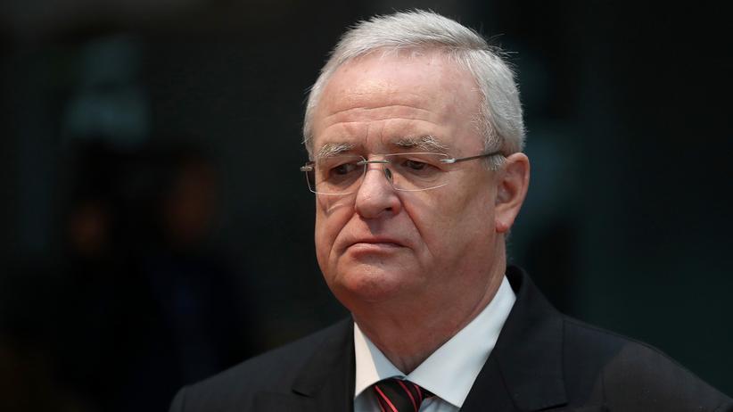 Oliver Krischer: Martin Winterkorn bei seiner Aussage vor dem Bundestags-Untersuchungsausschuss am 19. Januar 2017