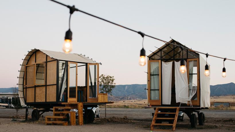Tiny Houses Wohnen Wie Peter Lustig Zeit Online