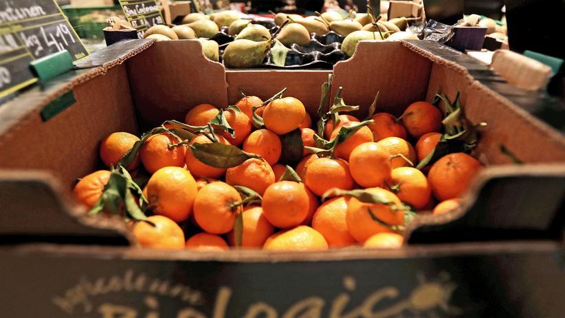 Biolebensmittel: Und um die Ecke noch mal ein Biosupermarkt