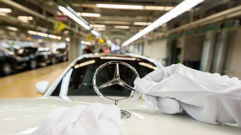 Dieselskandal: Daimler muss 238.000 Dieselfahrzeuge zurückrufen
