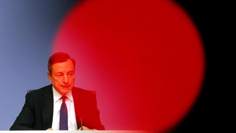 EU-Reform: Mario Draghi, Präsident der Europäischen Zentralbank
