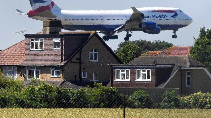 London: Heathrow bekommt eine dritte Startbahn