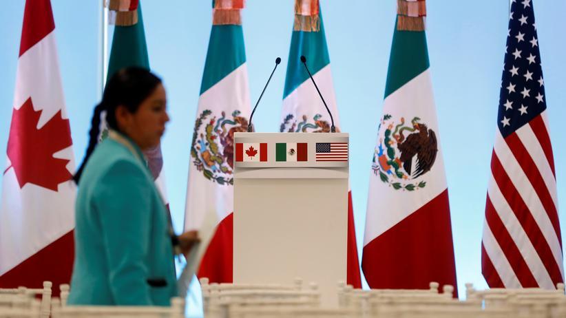 Freihandelsabkommen: Trump erwägt Alternative zu Nafta