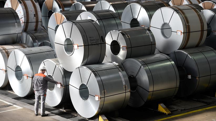 US-Handelsstreit: Altmaier setzt auf Ausnahmen für deutschen Stahl