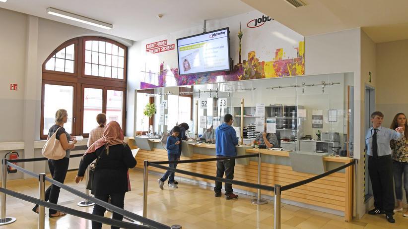 WZB-Studie: Ein Jobcenter in Düsseldorf