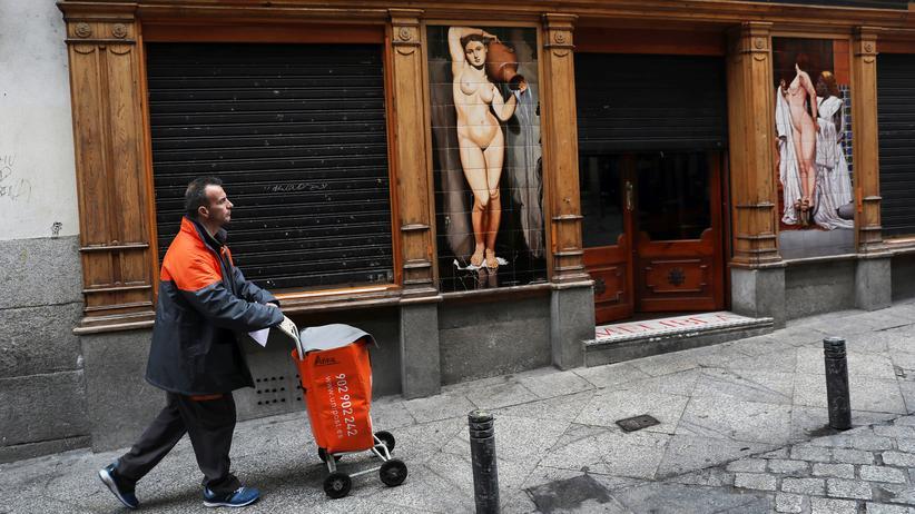 Arbeitslosigkeit: Arbeitslosenquote in der Eurozone im Zehnjahrestief