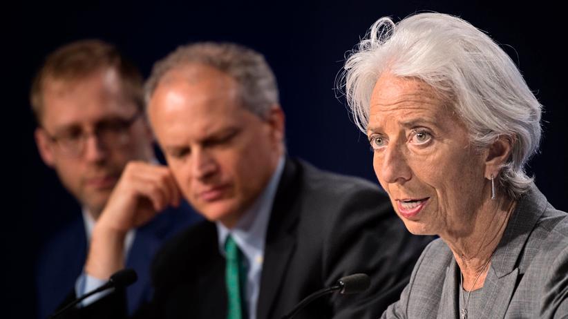 Handelsstreit: IWF warnt vor wirtschaftlichen Schäden durch Importzölle