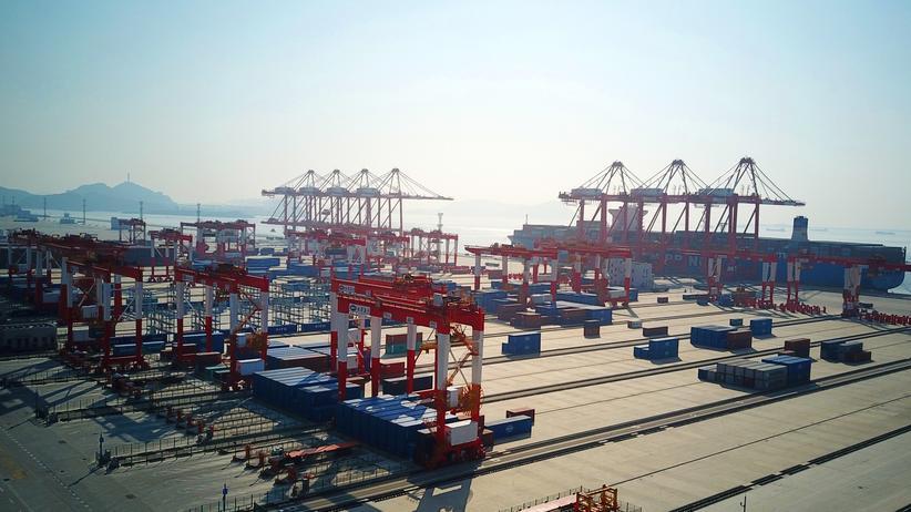 Handelsstreit: China kontert US-Zölle unmittelbar