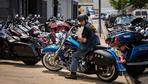 Gewinn von Harley Davidson sinkt wegen EU-Zöllen