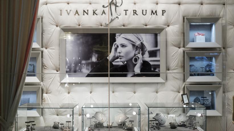 Weißes Haus: Ivanka Trump gibt ihr Modegeschäft auf