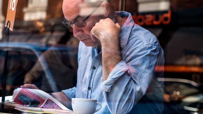 Europäische Zentralbank: Negativzinsen bringen Rentenversicherung Verluste