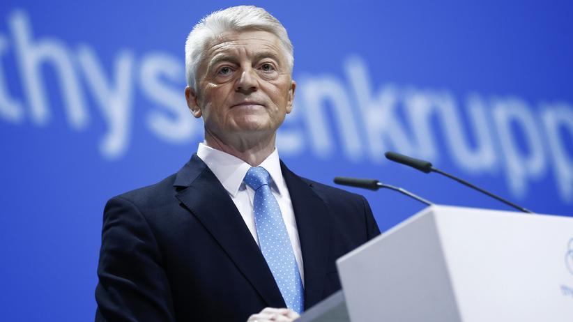 Thyssenkrupp: Betriebsrat warnt vor Konzernzerschlagung