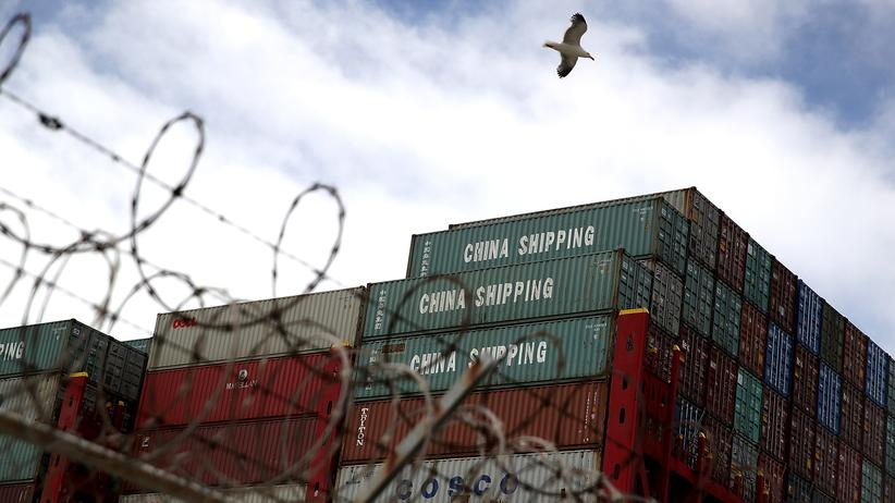 Zentralbank Fed: US-Unternehmen wegen Trumps Handelspolitik besorgt
