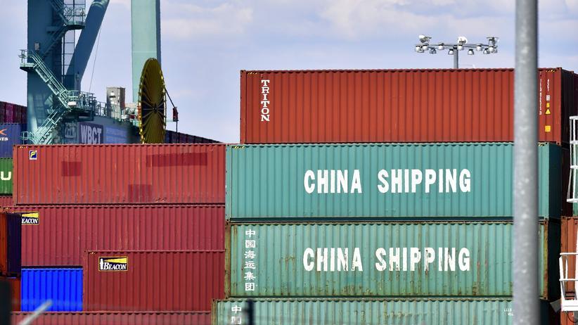 Handelsstreit: Warenaustausch zwischen USA und China nimmt trotz Streits zu