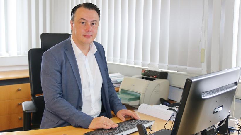 Lausitz: Vlatko Knezevic, der Chef der Stadtwerke Cottbus