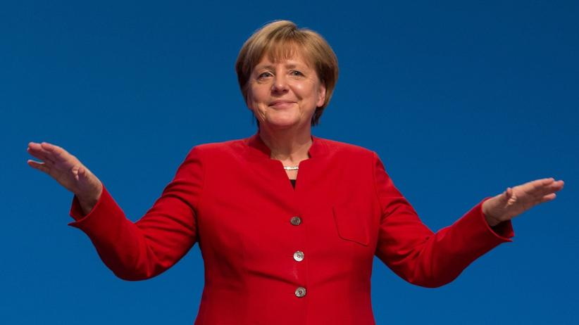 Angela Merkel: Geld statt Trinkhalme!