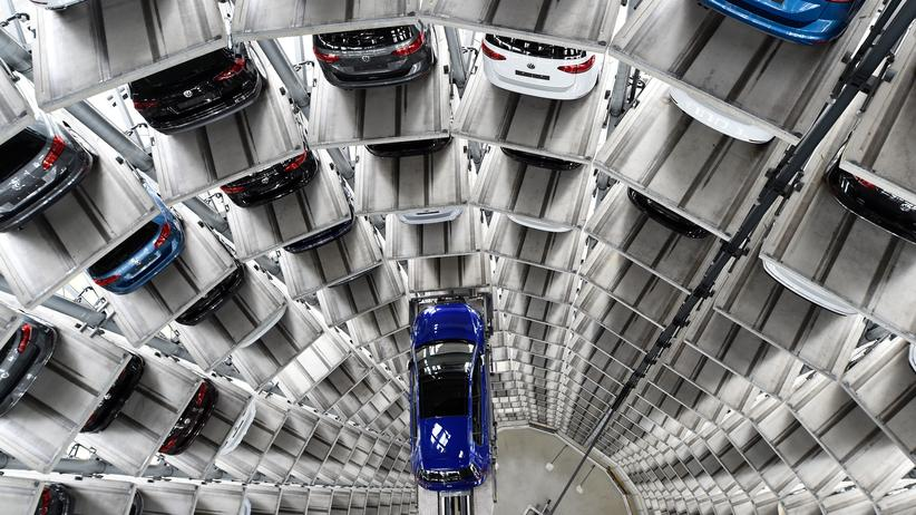 Autoindustrie: Volkswagen will in Wolfsburg eine Million Autos bauen