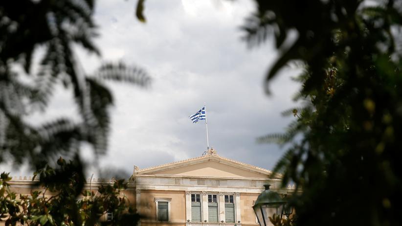 Griechenland: Haushaltsausschuss stimmt letzter Kreditzahlung zu
